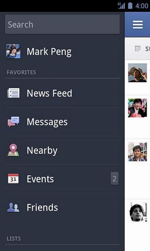 Facebook Timeline aktualizace