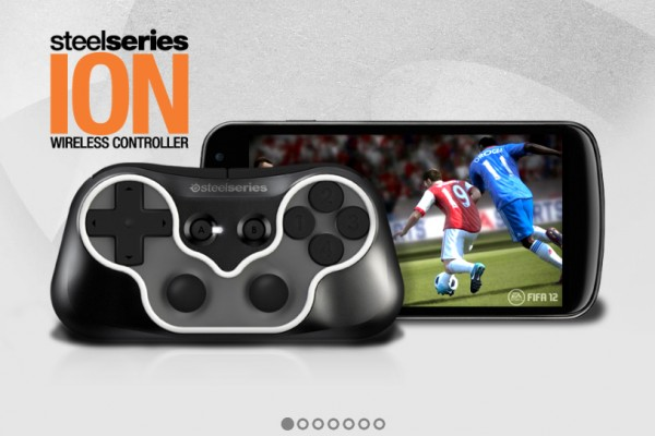 Ion Wireless Controller
