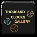 thousand clocks gallery