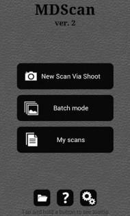 MDScan: PDF document scanner