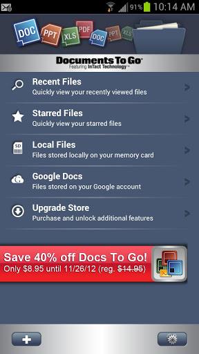 DocumentsToGo Full Version Key