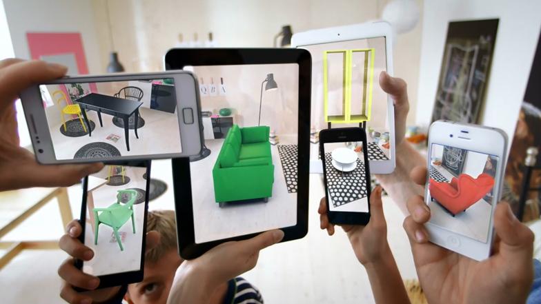Aplikace IKEA katalog 2014