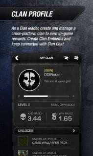 Aplikace Call of Duty