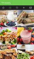 Tip|Vařte zdravě s aplikací Fit recepty