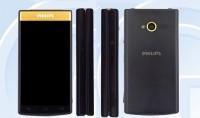 Philips V800  dotykové véčko s Androidem certifikováno úřadem TENAA. b6ecd6e852