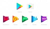 Google aktualizoval vzhled ikon služeb Google Play