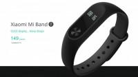 Xiaomi Mi Band 2 oficiálně představen. Bude mít OLED displej a 20-denní výdrž!