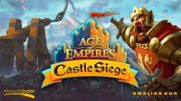Hra Age of Empires: Castle Siege je nyní dostupná na Google Play